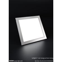 Quadratische Form LED-Licht 3/4/6/9/12/15/18 / 24W LED-Panel Licht