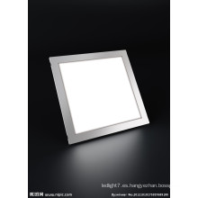 Square Shape LED Light 3/4/6/9/12/15/18 / 24W Panel de luz LED