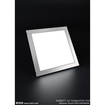 Square Shape LED Light 3/4/6/9/12/15/18 / 24W Panel de luz LED