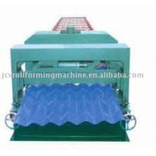 Machine de formage de rouleaux de carreaux glacés