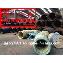 Fil d'acier, fil d'acier à ressort, usine de fil d'acier à haute teneur en carbone