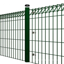 Brc Fence Mesh Fence Panels Triangle Bend BRC Weld Mesh Roll Top Wire Fence Panel