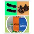 Polyurethane foam resin for slipper and sandal