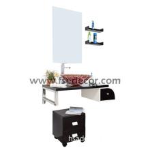 Modern Hotel Bathroom Furniture PVC Vanity Cabinet Fse-Vt-Ws120203