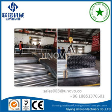 Metal Galvanized U Channel Steel Profile / Steel Track