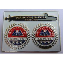 Customized Uss Badge