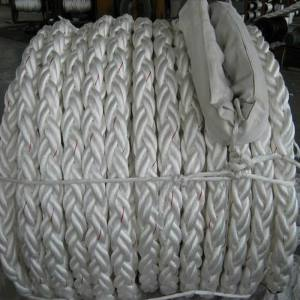 Plaited Nylon Rope Mooring Rope