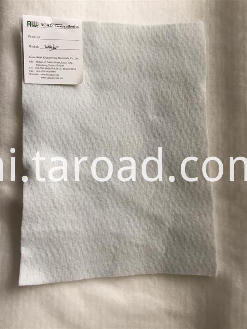 300g PP Non woven geotextile
