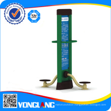 GS Approved China Made Durable Galvanized Outdoor Fitness Equipment