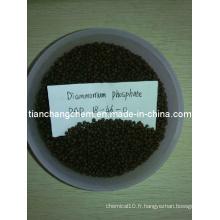 Engrais DAP 18-46-0 / phosphate de diammonium 99%
