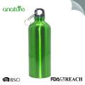 600ML Stainless Steel Single-Layer Water Bottle
