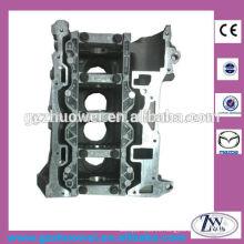 Piezas de automóviles bloque de cilindros del motor para mazda LF95-10-300C