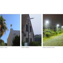 Guangzhou Professional Supply Instalación fácil Solar Street Light Factory