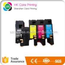 Совместимость Аль-C1700/C1750/Cx17 цветной лазерный Тонер картридж для Epson