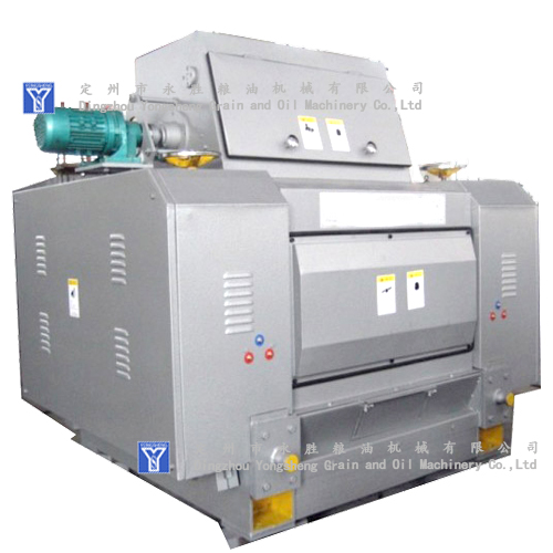 large scale corn germ flaking machine