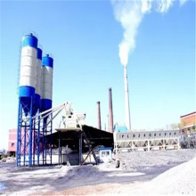 Small Stetter Concrete Batching Plant