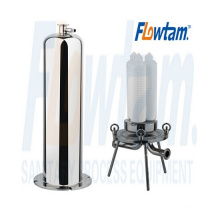 wine cartridge filter housing/beer cartridge filter housing/juice cartridge filter housing