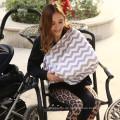 bestes Gewebe Baby Pflege Abdeckung in Mutterschutz