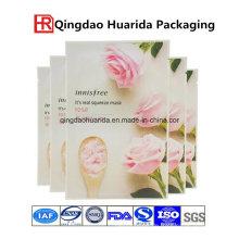 Gesichtsmasken-Beutel-kosmetischer Beutel-Verpackungs-Beutel mit Aluminiumfolie