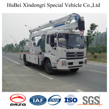 20m Dongfeng Aerial Working Bucket Truck with Hook