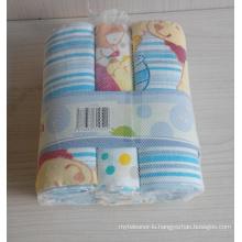 100% Cotton Baby Print Diaper (BC-BD1003)