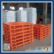Heavy duty stacking steel customized pallet converter