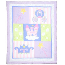 Baby Quilts in Fairy Tale Pattern Super Romantic