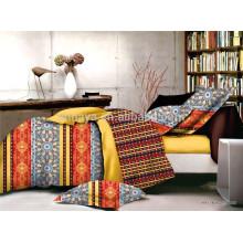 Neu! 100% Polyester Bett Bettwäsche Set 70gsm, 80gsm, 90gsm, 100gsm 130gsm