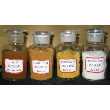 Cloruro de Polialuminio, PAC, Cloruro de Polialuminio No-Tóxico, Cloruro de Polialuminio PAC Tratamiento de Agua con Alta Calidad, Polvo de Sólido Amarillo PAC