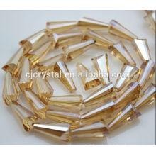 Compre el bulto de los granos de la pagoda del cristal de China para la cortina