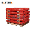 Orange Flexible Polyethylene Plastic Safety Wire Mesh Netting Roll