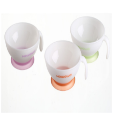 Safe Baby Tableware Training Bowl Infant PP pinggan mangkuk