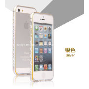 Mobile Phone Accessories Fashion Metal for iPhone 6 Cover (DYINP5-005)