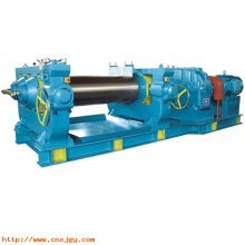Open roll mill single axis output