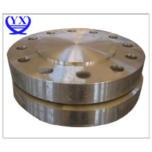 ANSI B16.5 blind carbon steel flange