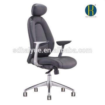 Chaise confortable de maison de luxe de meubles de famille de haut rang, chaise de bureau de chaise arrière élevée;