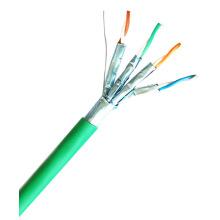SFTP CAT6A LSZH 500MHz Câble Internet haut débit LAN haut débit