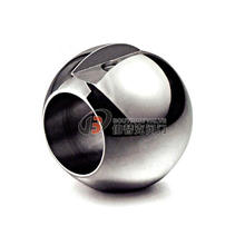 Alta calidad bola de muñón para la vávula de bola