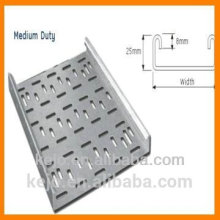 trough cable tray rolling forming construction machine