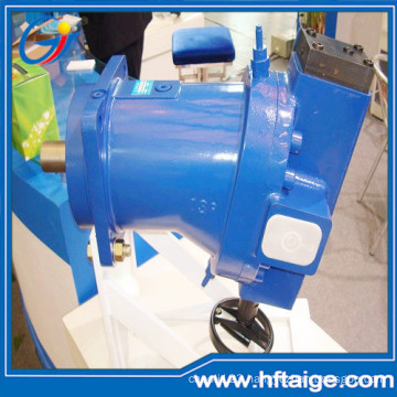 Swash Plate Type Axial Rexroth Piston Pump Replacement A7V