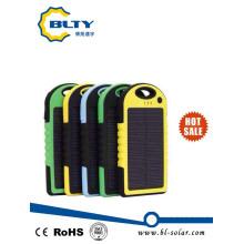 2016 recém-móvel carregador solar 4000mAh
