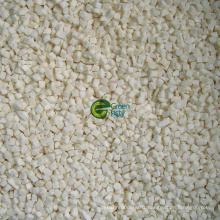Granules d'ail granulés séchés à l'air