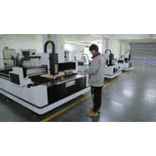 Large Format 3015 1000w Fiber Lazer Cutter Laser Cutting Iron Sheets and Stainless Steel Machine
