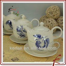 ceramic tea pot&fruit design