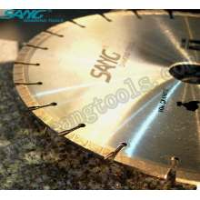 D300mm Diamond Cutting viu lâmina para granito Fast Cutting Quênia