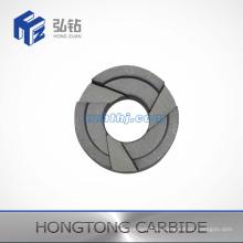 Tungsten Carbide 3way Spiral Nozzles Blank