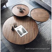 Modern coffee table set