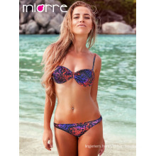 Miorre Women Swimwear Bikini Leopard Patterned