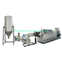 500kg/h Sj-90 Plastic Granulator Machine With Mould / Pelletizer Machine