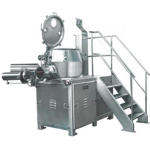 GHL Series High Efficiency Wet Mixing atomizer granulator